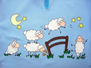 contar ovejitas para dormir