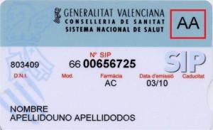 autismo tarjeta sanitaria preferente